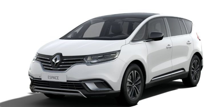 Renault Espace face lifting