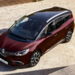 Renault Scenic po face liftingu