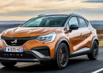 Renault Captur, Alpine Captur