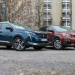 Peugeot 3008 po face liftingu