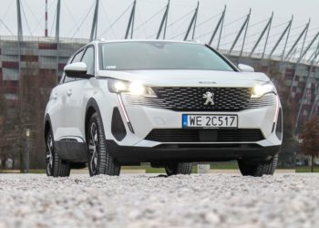 Peugeot 5008 po face liftingu
