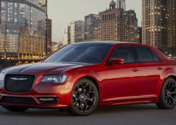 2021 Chrysler 300 in Canyon Sunset
