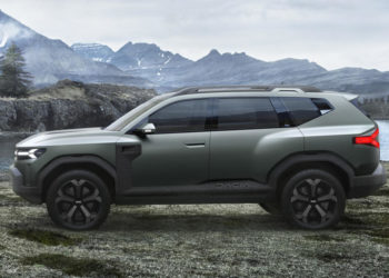 Dacia Bigster Concept, Grand Duster, Lodgy