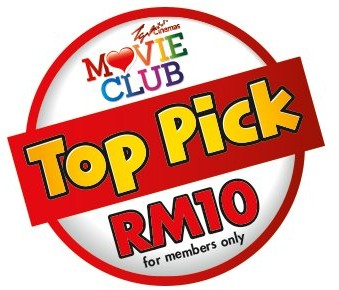 TGV MovieClub Top Pick