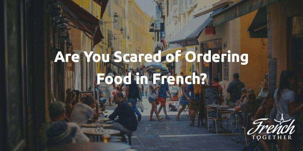 food in French