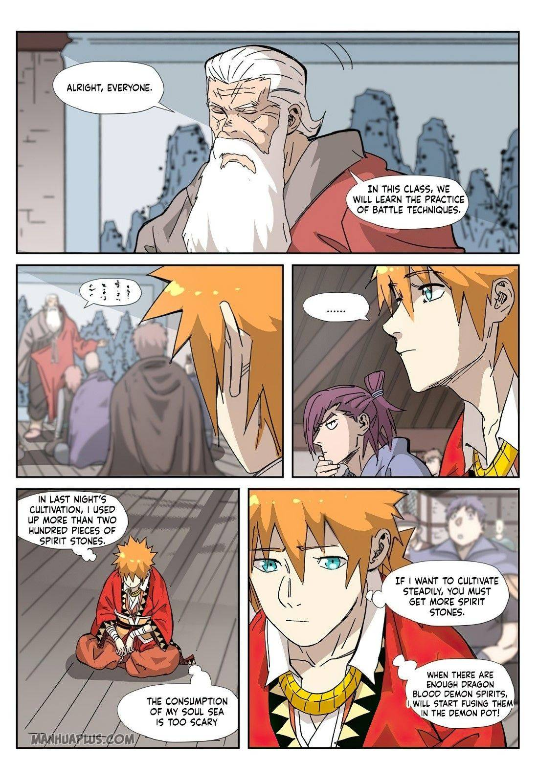 Tales Of Demons And Gods page 2