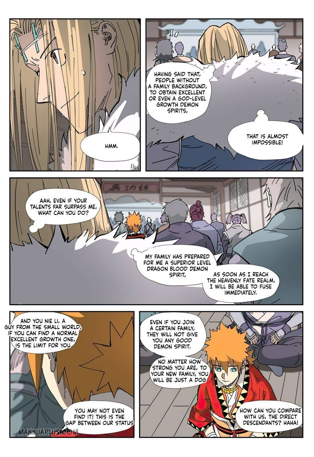 Tales Of Demons And Gods page 7