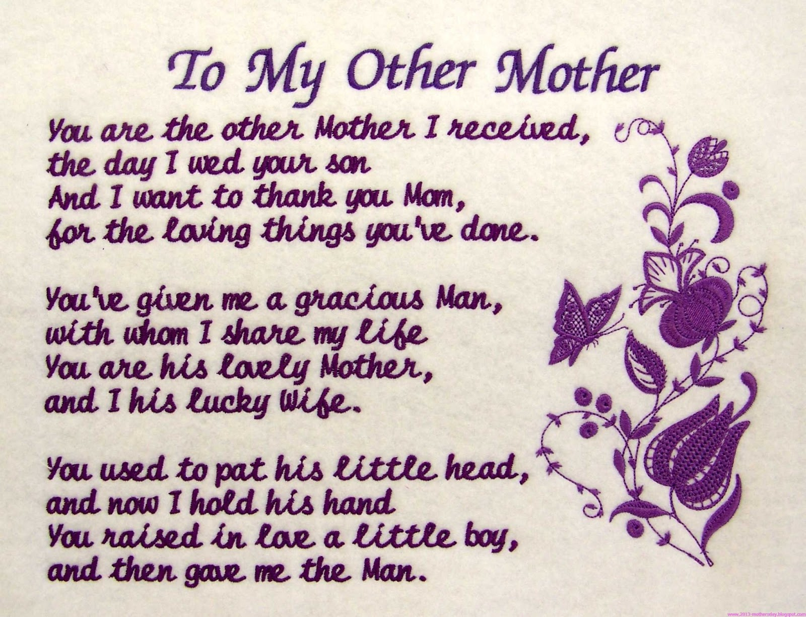 Poems From Mothers To Sons 7