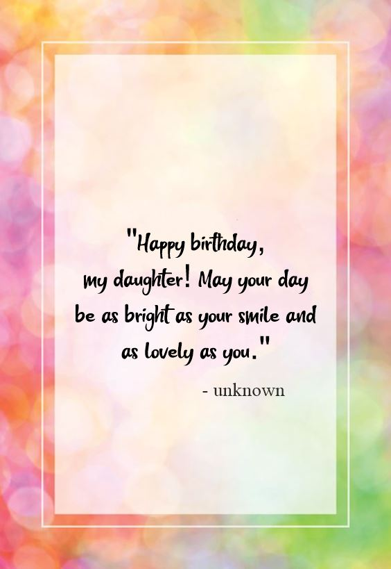 30 Birthday Poems For Daughters Happy Birthday Wishes Funzumo