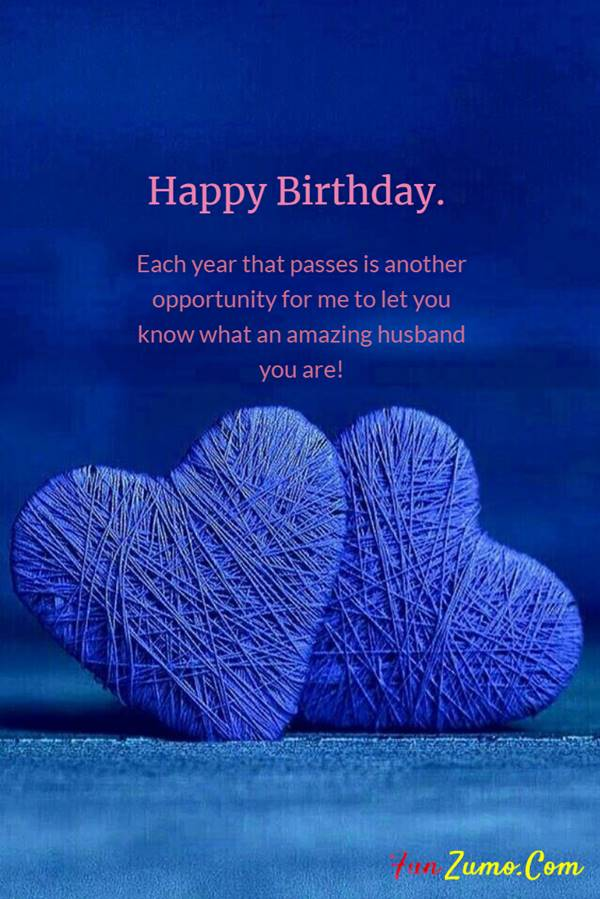 110 Birthday Wishes For Husband Happy Birthday Quotes And Messages Funzumo