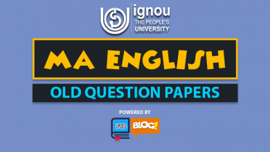 Photo of Ignou MEG Question papers
