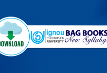 Photo of Ignou BAG Books | Download Ignou Books for New Ignou BA Syllabus-