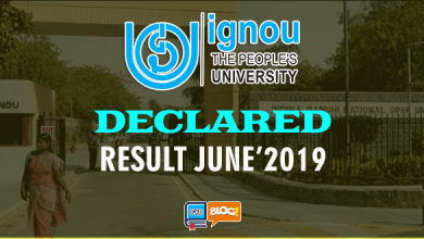 Photo of Ignou TEE Result June 2019