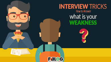 Photo of Interview Question: What is your weakness?