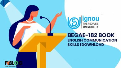 Photo of Ignou BEGAE-182 Book: English Communication Skills