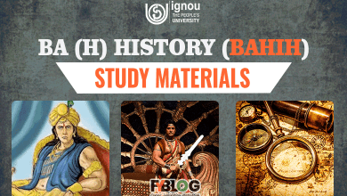 Photo of Ignou BAHIH Books : Download All BAHIH Study Materials in PDF