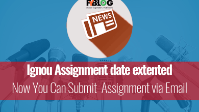Photo of Ignou News- Assignment Submission Date Further Extended