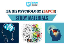 Photo of Ignou BAPCH Study Material   Know Everything about Ignou BA Psychology Course
