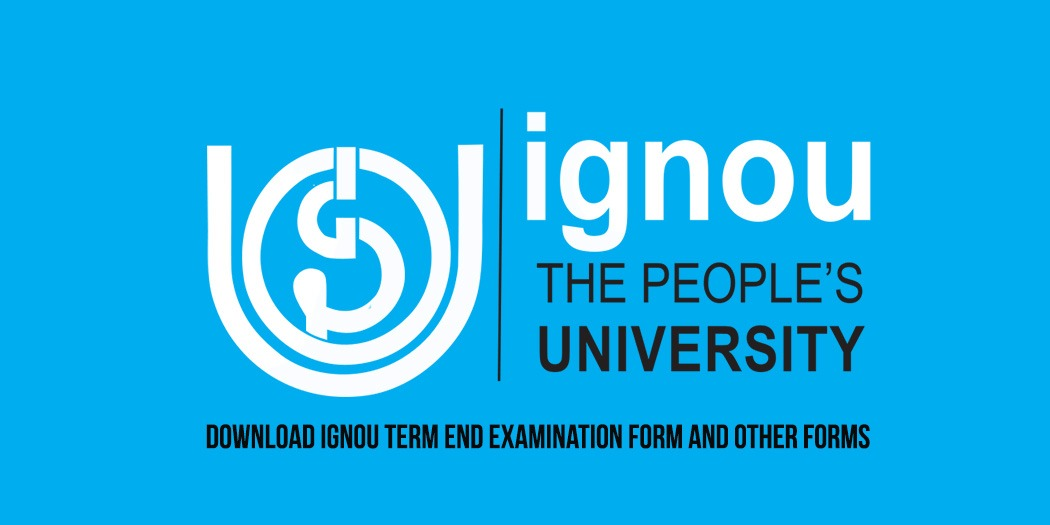 IGNOU Examination Form and Other Forms