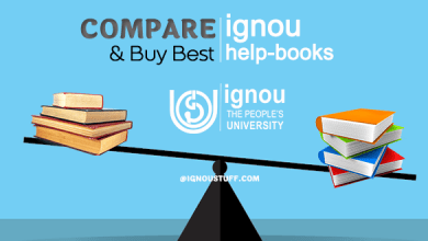 Photo of Compare Best Help Books for IGNOU