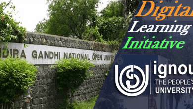 IGNOU student can study their course ignou through mobile app