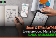 Photo of Smart & Effective Tricks to Secure Good Marks from IGNOU Assignment 2019-20