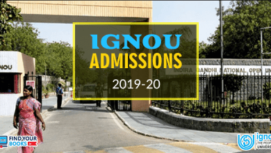Photo of Ignou Admission for July Session Begins: Last Date for Admission 31 July