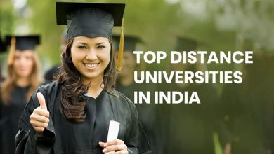 TOP DISTANCE UNIVERSITIES IN INDIA