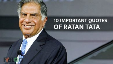 10 Important Quotes of Ratan Tata