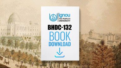 Photo of Ignou BHDC-132 Book- Download in Pdf (Free)