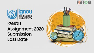 Photo of Ignou Assignment 2020 Last Date: Know Here Assignment Submission Date