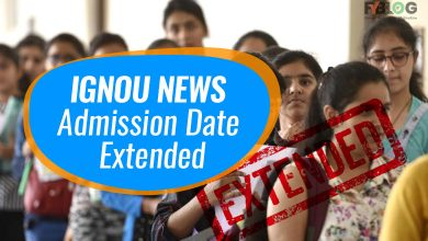 Photo of IGNOU Extended Last Date for January 2020 Admission