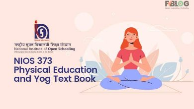 Photo of NIOS 373 Book – Physical Education and Yog Text Book