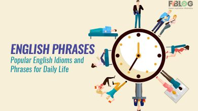 Photo of English Phrases: Popular English Idioms and Phrases for Daily Life