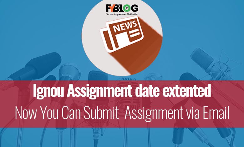 how-to-submit-ingou-assignment-via-email-Ignou-news-update
