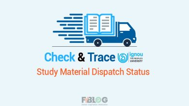 Photo of Ignou Study Material Status? Check the Dispatch Status here