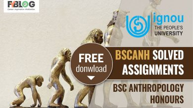 Photo of Ignou BSCANH Solved Assignments- Download Free PDF