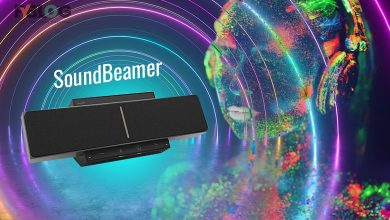 Photo of Sound Beamer- New Technology to Listen Music, Phones Without Headphones