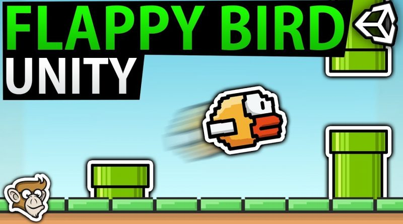 Making Flappy Bird in Unity 2019 (Complete Unity Tutorial for Beginners)