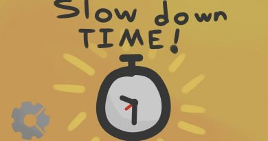 How to speed up/slow down time in Construct 2 and Construct 3! - timescale tutorial