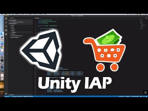 Unity In-App Purchase Tutorial In 15 minutes (Android & IOS)
