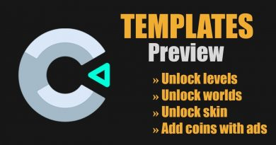 PREVIEW: Unlock Levels, Worlds & Skin template for Construct 3