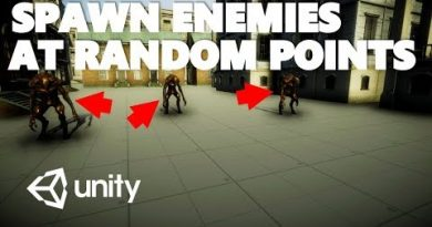 HOW TO RANDOMLY SPAWN ENEMY POSITIONS WITH C# UNITY TUTORIAL