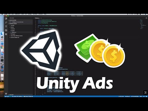 Unity Ads Tutorial in 10 Minutes (Android & IOS)