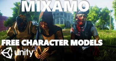 HOW FULLY IMPORT MIXAMO CHARACTER MODELS AND ANIMATIONS INTO UNITY TUTORIAL