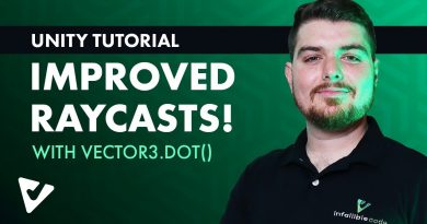 Unleash the Power of Raycasts with Dot Product (Unity Tutorial)