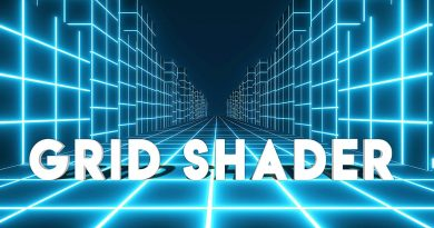 Grid Shader in Unity LWRP - Shader Graph Tutorial