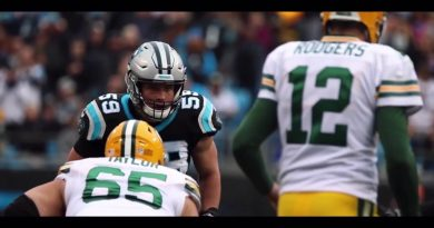 Carolina Panthers vs Green Bay Packers Game Trailer. ||Business Trip||