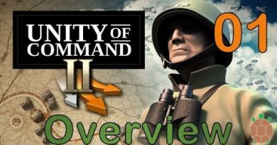 Unity of Command 2   Overview / Tutorial - Normandy Breakout - 01