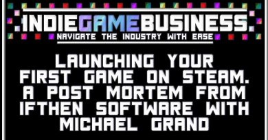 Indie Games Business: Advice For Launching Your First Game on Steam